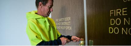 Door Maintenance Services